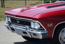 Vintage Cars - 50's & 60's Mostly / Vintage Cars 50's & 60's Mostly / by David Aldrich