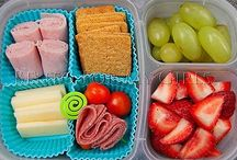 School lunches and snacks / by Molly