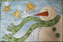 Holiday Quilts / by Louise Fletcher