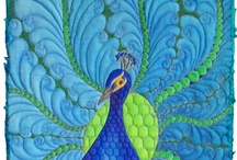 """Crafting - Quilting, Sewing, Embroidery etc. / by Gloria """"Chiqui"""" Cucchiara"""