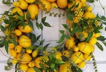 Lemons    / by Stephanie Del Valle