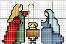 embroidery/cross stitch / by Olga