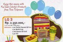 Promo Tulipware Mei - Juni 2014 / Promo | BOOM | Level Gift Twin Tulipware periode Mei - Juni 2014 | week 19 - 26 www.twintulipwareindonesia-tambun.com / by Twin Tulipware