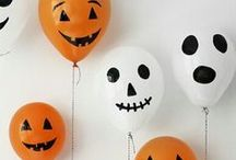 Halloween / Halloween costumes. Halloween recipes. Halloween party ideas.  / by Bundoo