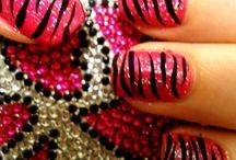 espectacular / Nails / by Sherylk Mendinueta Florez