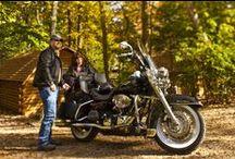 motorcycling camping / Motorcycling and camping / by Fredericksburg KOA Campground