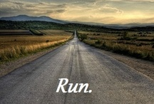 Run. Yoga. Repeat. / by Dana | Conscious Kitchen Blog