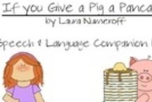 Speech Language ideas / by Denise Polley (SpeechLanguagePirates)