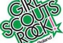 girl scouts / by Amanda Coop