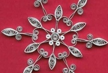 quilling stuffs / by Lisa Pender
