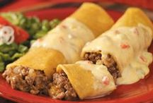 South of the Border and Tex Mex / South of the border and tex mex style recipes / by Greg and Terri Novini