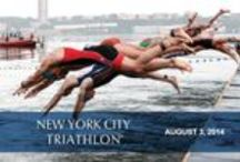 2104 Triathlon and Road Race Season / Major Races I'm planning to participate in - join me if you like! / by Marcus Woollen