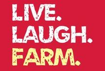 We Love Farmers! / by Georgia Beef Board