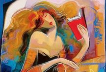 Reading is Artistic! / by Pat Brogden