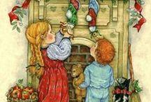 Julbilder/ Christmas images / by Annacarin Ståhl