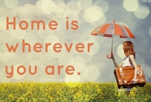 Where is home? / by Girl ✈ Gone International