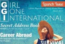 GirlGI Magazine / #articles from #expats http://girlgoneinternational.com/ / by Girl ✈ Gone International