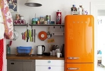 Apartment Ideas / by Stephanie Kofu