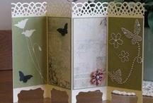 Cards - mutli fold etc / by Penny D