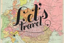 Places for us to visit / Travel  / by Parry Sandhu