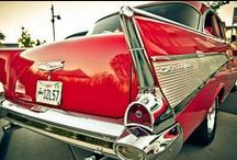 Classic Cars / by P Bear