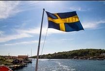 Alla om Sverige / by Betsy Lilley
