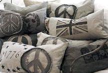 cushions / by A.G.A