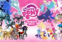 My Little Pony / Friendship is magic / by Equinox Auroramoon