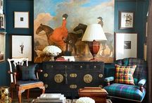 Equestrian Decor / Home is where the horse is;) / by Michelle Sigourney
