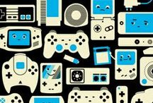 Video games & co ♥ / by Merricup