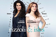 Rizzoli & Isles / by Richard Marmon