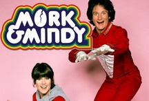 Mork and Mindy / by Richard Marmon