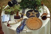Handfasting Altar / Altar inspirations from Handfastings Magazine and beyond. www.HandfastingsMagazine.com / by Handfastings Magazine