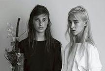 Inspiration - Fashion | Women / by Calico Wallpaper