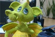 Brincando com croche / by .*♡*Andréia Sgorlon ♥ ❥♥