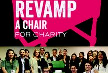 ReVamp a Chair for a Charity (Student Work) / by IAD AAU