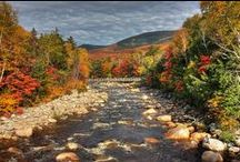 NH Mountains / by Newburyport Chamber of Commerce