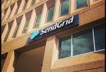 SendGrid Offices / by SendGrid Jobs
