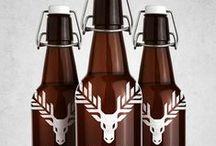 Packaging / Bottles / Creative Bottle Designs / by ⦗⋆ Ɉᴜ!¢y Ƥ!⚒ℓs ⋆⦘