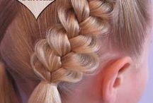 Little Girl Hair Braids & Styles / by Wholesale Princess