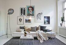 interiors / by Maria Duran