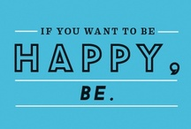 Happiness / what makes me smile!! quotes on happiness and baby animals! / by Erin Stagner