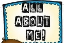 All about me / by Airamty Sid