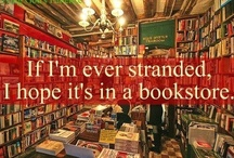 Book Stores / by Tonya Daisy
