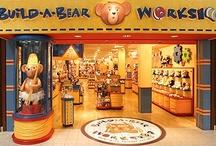 Build-A-Bear Workshop / by Tonya Daisy
