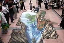 Chalk Art / by Tonya Daisy