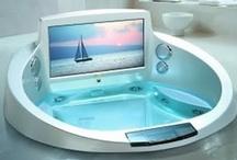 Bath Tubs / by Tonya Daisy