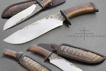 Knifey Knives / by Shannon Dunnigan