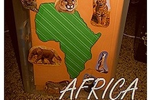 Continent Box: Africa / by Airamty Sid