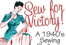 Sew now what? / Don't sneeze with pins in your mouth.  / by Shannon Dunnigan